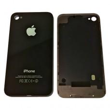 Задняя крышка iPhone 4 черный