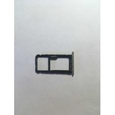 Лоток для сим-карты и карты памяти на Lenovo K5 Play или L38011
