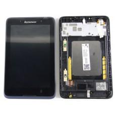 Дисплей Lenovo A7-50 (A3500) модуль Черный