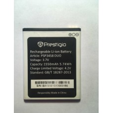 Аккумулятор на Prestigio Wize 03 PSP3458 DUO