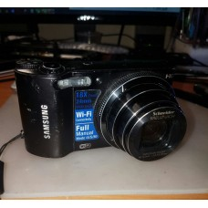 Фотоаппарат samsung wb150f черный б/у