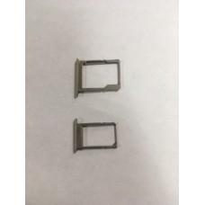Лоток для сим-карты + Лоток для карты памяти на Samsung SM-A300F DS