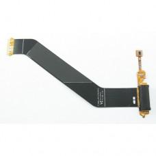 Шлейф Samsung N8000 системный разъем/микрофон