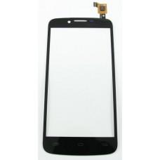 Тачскрин Explay HD Quad Черный