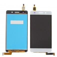 Дисплей Huawei Honor 4C в сборе с тачскрином Белый
