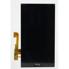 Дисплей HTC One/M8 в сборе с тачскрином Черный