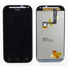 Дисплей HTC One SV в сборе с тачскрином Черный
