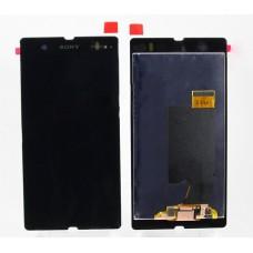 Дисплей Sony C6603 (Z) в сборе с тачскрином - Оригинал