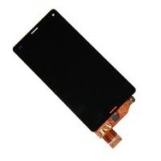 Дисплей Sony D5803 (Z3 Compact) в сборе с тачскрином Черный