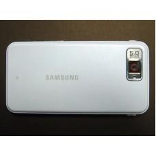 задняя крышка samsung i900 белая