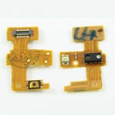 Шлейф HTC Desire 601 на сенсор/кнопку включения