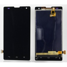 Дисплей Huawei Honor 3C в сборе с тачскрином Черный