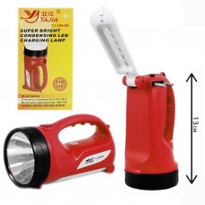 Фонарь 2804AK красный (7 LED DIP)