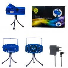 Лазерный проектор YX05 синий