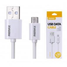 MicroUSB кабель REMAX