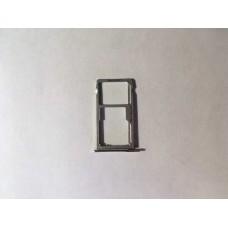 Лоток (разъём) для сим-карты на ZTE V7 Lite
